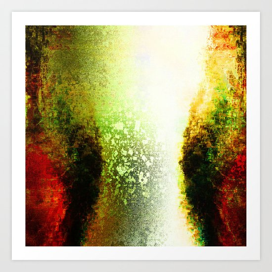 Ionx Art Print