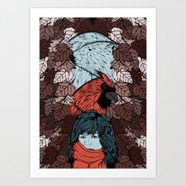 Oh, Autumn... Art Print