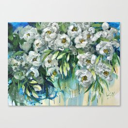 YOU CAN ONLY IMAGINE Canvas Print