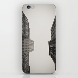 Race to the Sky iPhone Skin