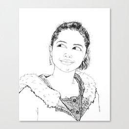 Joy! Canvas Print