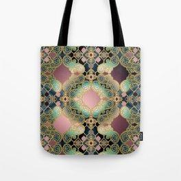Marrakesh dark night Tote Bag