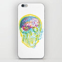 Anatomy Skull iPhone Skin