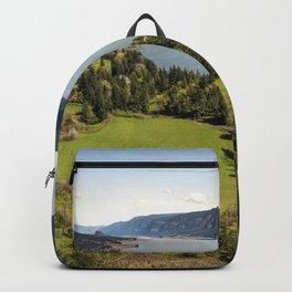 Columbia River Gorge Washington Backpack