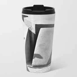 Solid and Void #2 Metal Travel Mug