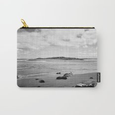 Beach - New Zealand South Coast Carry-All Pouch