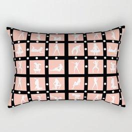 16 Acts Rectangular Pillow