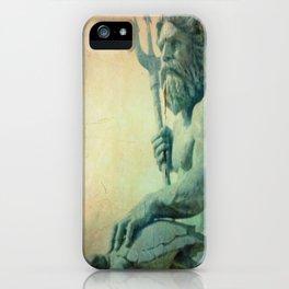 Memoirs of Neptune iPhone Case
