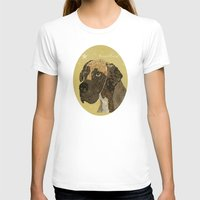 great dane T-shirts featuring the great dane by bri.buckley