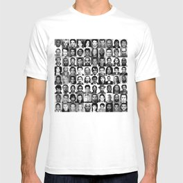 Celebrity Mugshots T-shirt