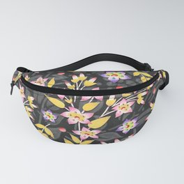 Rosy Garland Fanny Pack