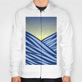 Waves of the ocean... Hoody