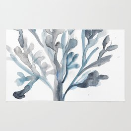 Watercolour Tree 5 |Modern Watercolor Art | Abstract Watercolors Rug
