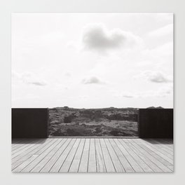 II WRLDS Canvas Print