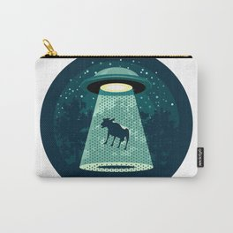 Beware UFO Carry-All Pouch