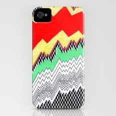 Isometric Harlequin #1 Slim Case iPhone (4, 4s)
