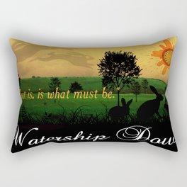 Watership Down Rectangular Pillow