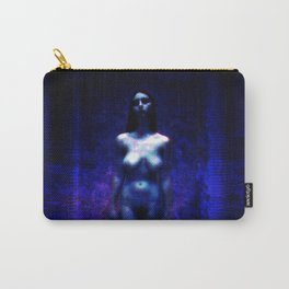 RGB PROJECT FEMALE Walk in blue Carry-All Pouch