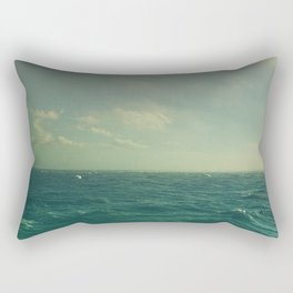 Limitless Sea Rectangular Pillow