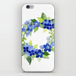 French Blues iPhone Skin