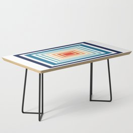 Square Biz Coffee Table