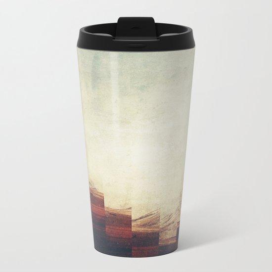 Fractions A90 Metal Travel Mug