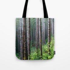Trees: II // Oregon Tote Bag