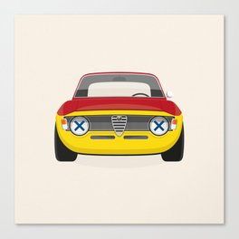 Giulia Sprint Canvas Print