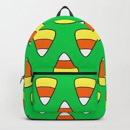 Green Candy Corn Backpack