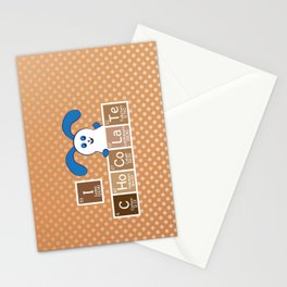 Ernest | Likes Chocolate Stationery Cards