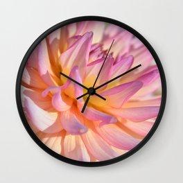 Dahlia 0124 Wall Clock