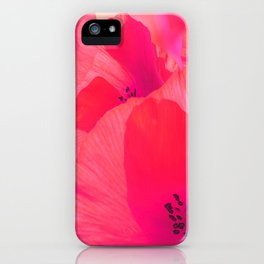Red Poppies #decor #society6 #buyart iPhone Case
