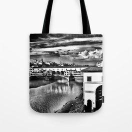 Ponte Vecchio, Florence, Italy Tote Bag