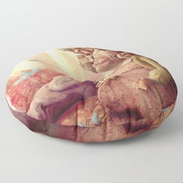 Mme. Colomba Floor Pillow