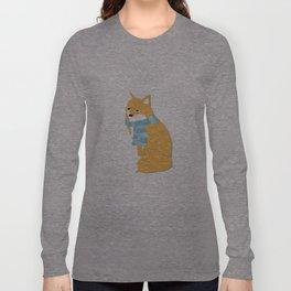 Cozy Fox Long Sleeve T-shirt
