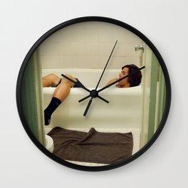 Caleb. Wall Clock