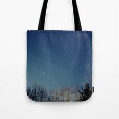 night/stars Tote Bag