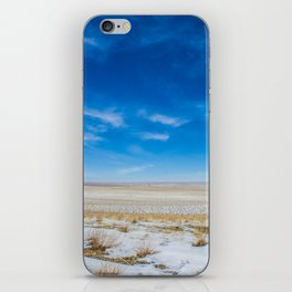 distance (about 10 miles) iPhone Skin