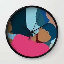 Spring Day - Suga (Yoongi) BTS Wall Clock