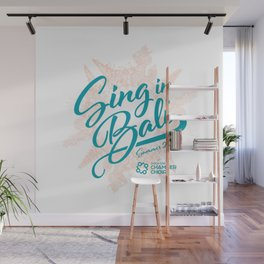 Sing In Bali – Summer 2020 Wall Mural
