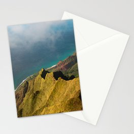 Nā Pali Coast Stationery Cards