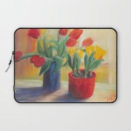 longing for spring - tulip Laptop Sleeve
