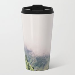 Mountain just took a shower Travel Mug