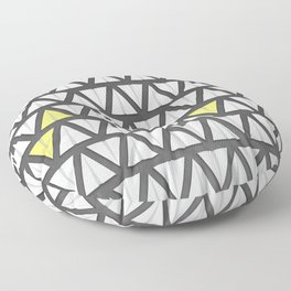 Paper Airplane Floor Pillow