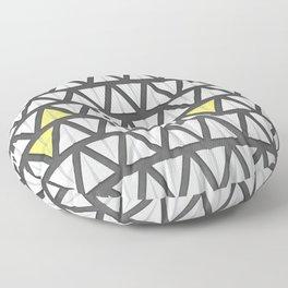 Paper Airplane Floor Pillow
