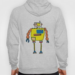 Classic Mr. Orange Super Robot Hoody