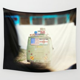 on the road::kenya Wall Tapestry