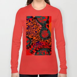 Color Bomb  Long Sleeve T-shirt
