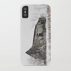 The Old Barn Slim Case iPhone X