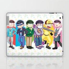 NEET parade casual outfits Laptop & iPad Skin